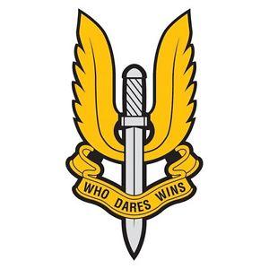 stemma SAS con motto